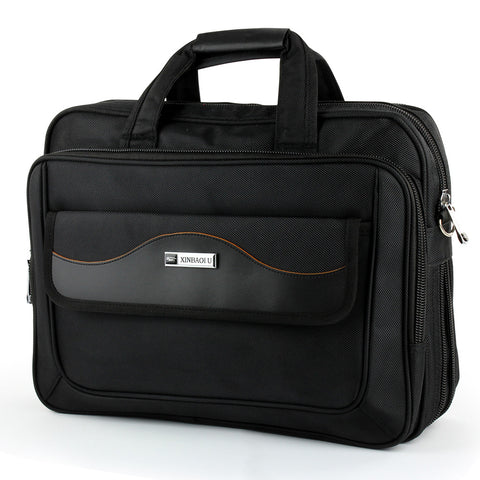 Business handbag No.884 - Black