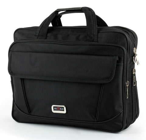 Business handbag No.611 - Black