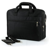 Business handbag No.8525 - Black