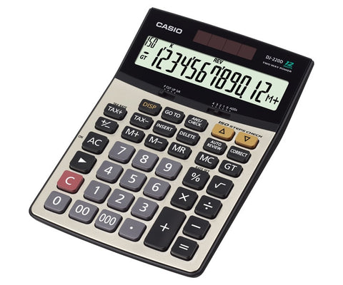 DJ-220D Desktop Calculator
