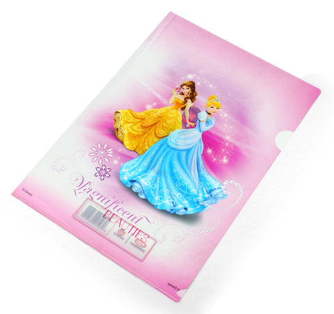 L-shape sheet protectors - CINDERELLA MAGNIFICENT