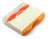 Smooth collection spiral notebook