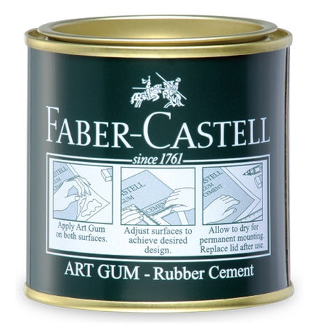 ART GUM - Rubber cement 250 gm