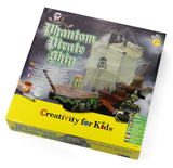 Creativity for kids - Phantom pirate ship