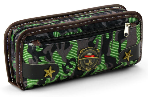 Pencil case - The strawhat pirates ( One piece )