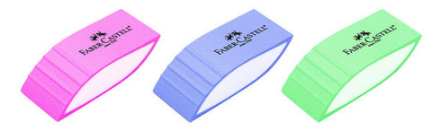 Shaped eraser ( Box of 24 )