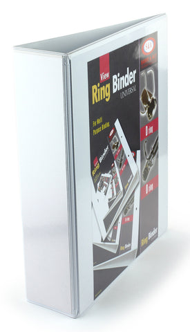 Universal ring binder - 4 D rings ( 8 cm )