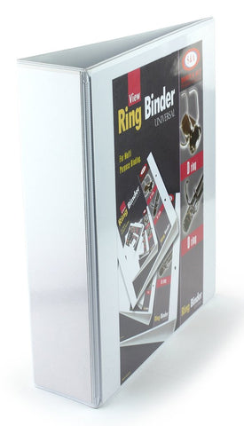 Universal ring binder - 4 D rings ( 3.5 cm )