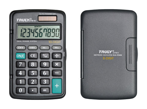 Pocket / Handheld Calculator - 217B-10