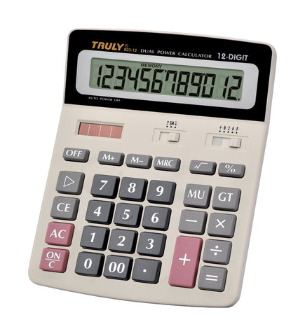 Desktop Calculator - 823-12