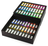 60 Assorted Handmade pastel colors - Landscape shades ( Paper Box )