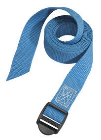 Strap with Plastic Buckle, Assorted Colours 1,20m x 25mm ( Pack of 2 )