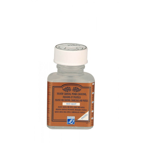 Fixative for crayons, Charcoals and pastels - 75 ml