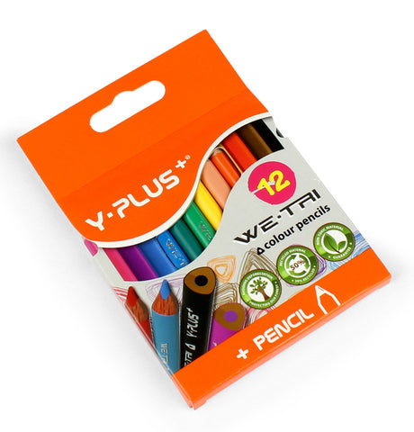 Color Pencils - Set of 12 mini pencils