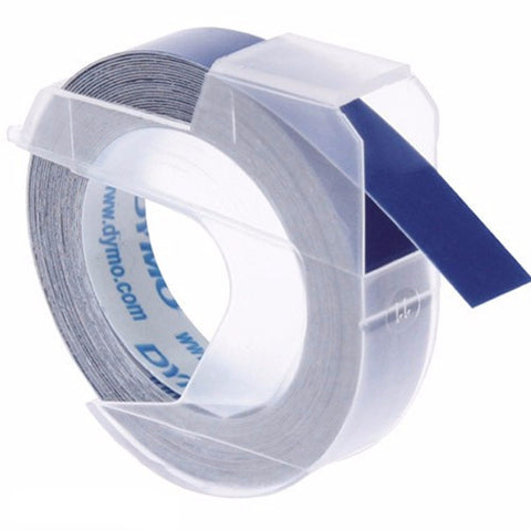 3D embossed tape 9mm X 3 m
