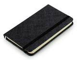 Lined / White margin notebook  - 8.5 X 14 cm
