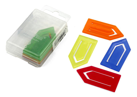 Plastic Clips (Transparent)