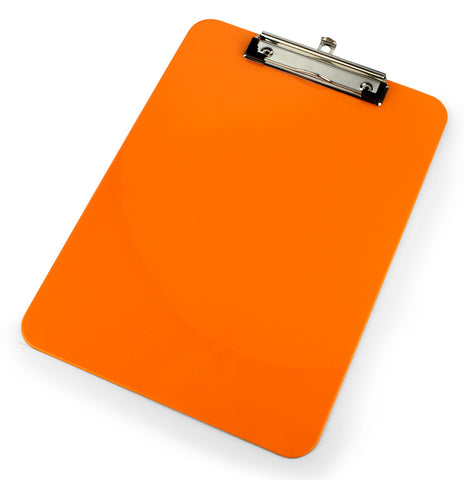 A4 Planchette ( Tab board ) - Orange