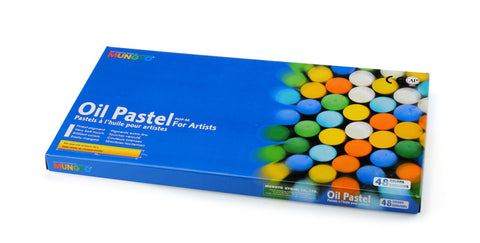 Oil Pastel - Regular size - Set of 48