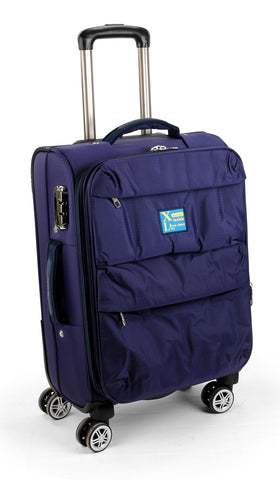 "Travel Bag No.819 - 20"" Trolley spinner"