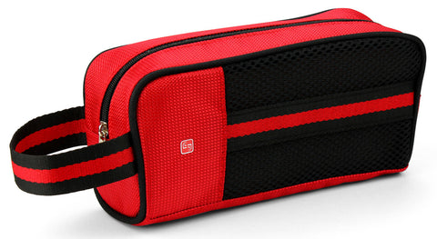 Pencil case - Army red