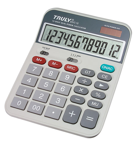 Desktop Calculator 831C-12