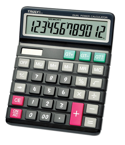 Desktop calculator - 870-12