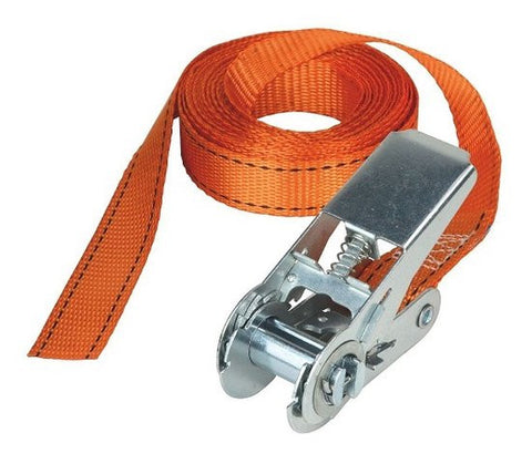 Lock-Out Strap Ratchet Orange - 5 m X 25 mm