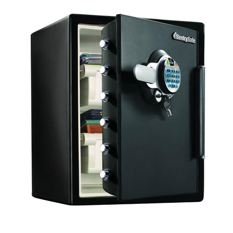 SFW205BXC Fire and Water Proof Biometric Safe