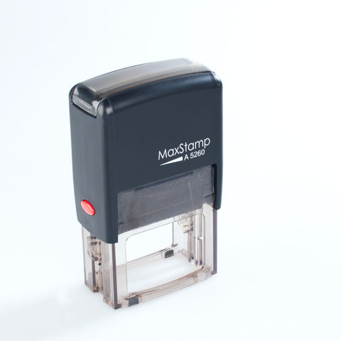 MaxStamp A5260 - Rubber stamp