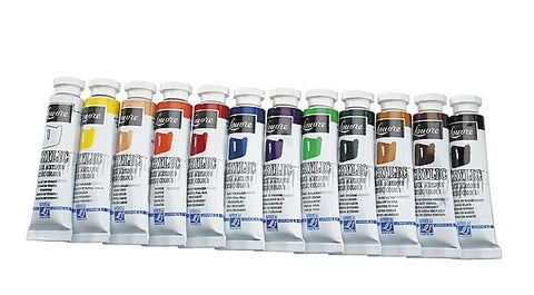 ACRYLIC COLORS 40 ml.
