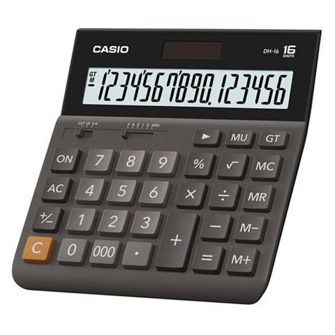 DH-16-BK Desktop calculator