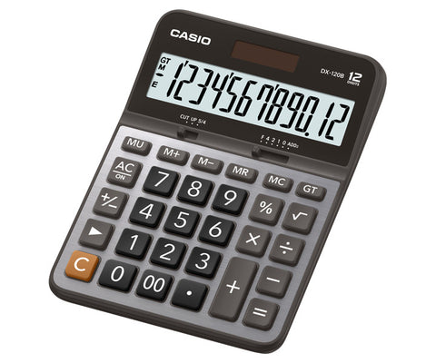 DX-120B Practical Calculator