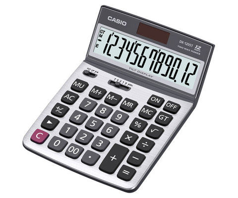 DX-120ST Desktop calculator
