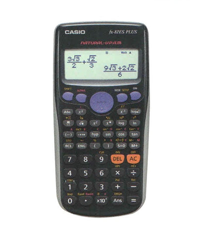 fx-82ES PLUS Scientific Calculator