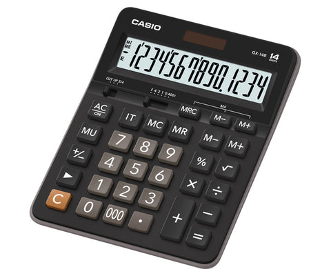 GX-14B Desktop calculator
