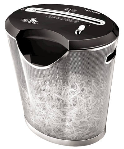 Powershred® HD-10Cs Cross-Cut Shredder