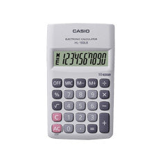 HL-100LB Portable Type Calculator