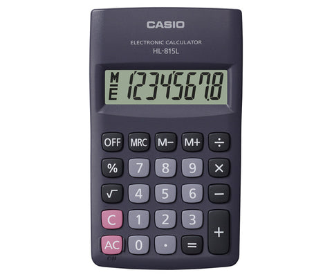 HL-815L Handheld Calculator