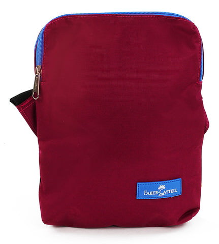Faber-Castell Mini cross bag -Fuschia