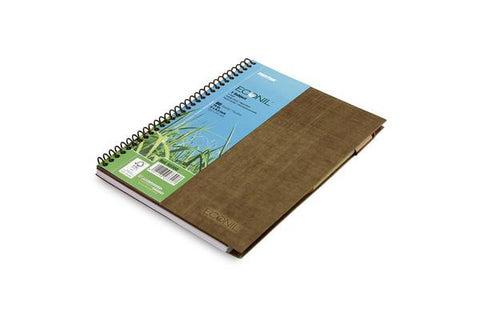 ECONIL Spiral Notebook 16.5 X 24.1