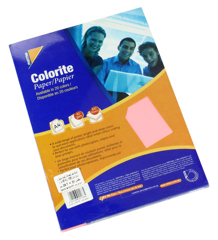 Colorite copy paper - A4 colored paper