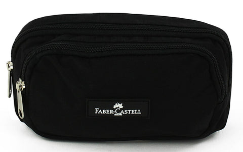 Faber-Castell Pencil case - Black
