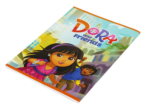Dora School Notebook - 40 Sheets