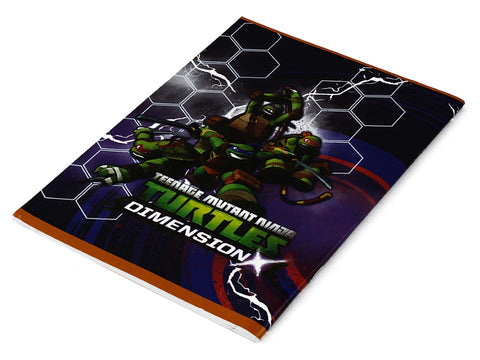 TMNT School Notebook - 40 Sheets