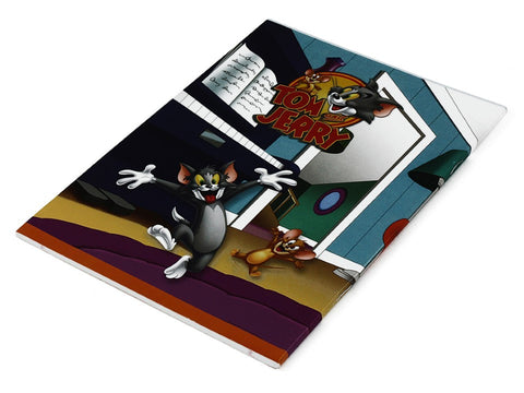 Tom&Jerry School Notebook - 40 Sheets