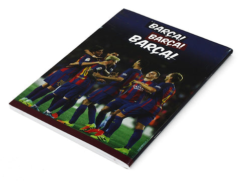 BARCA School Notebook - 80 Sheets