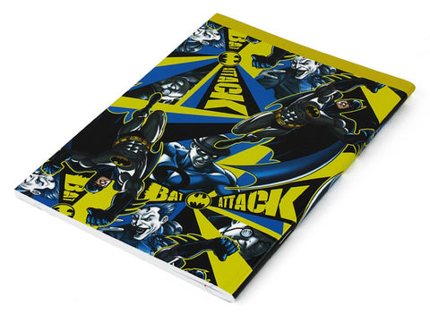 Batman School Notebook - 80 Sheets
