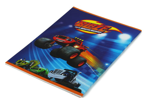 Blaze School Notebook - 28 Sheets