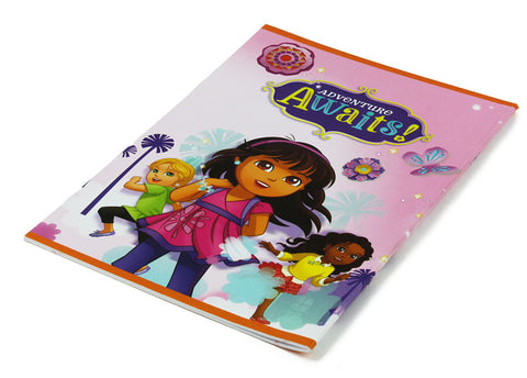 Dora School Notebook - 28 Sheets
